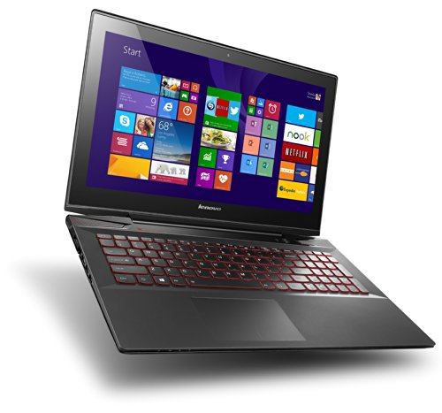 Lenovo Y50 UHD 15.6-Inch Touchscreen Gaming Laptop (59441814) Black