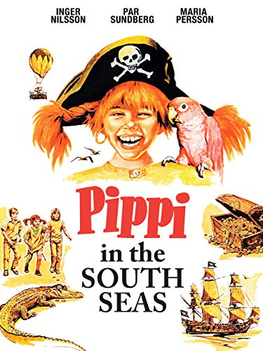 Pippi In The South Seas