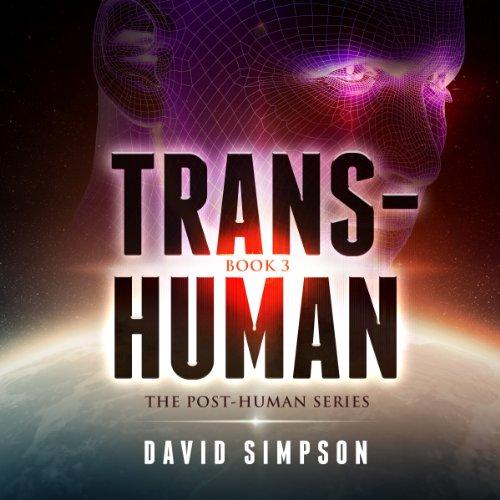Trans-Human audiobook cover art