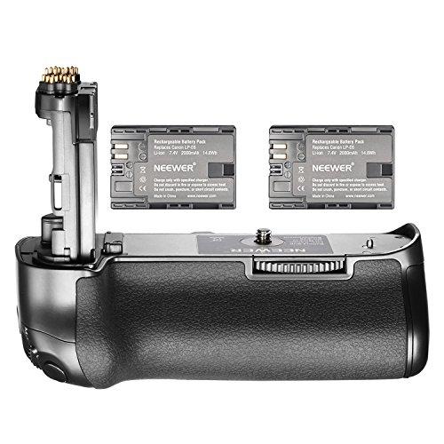 batería canon 6d mark ii fabricante Neewer