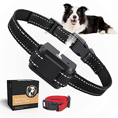 SOYAO Anti Barking Dog Collars, Dog Barking Deterrent Devices with...