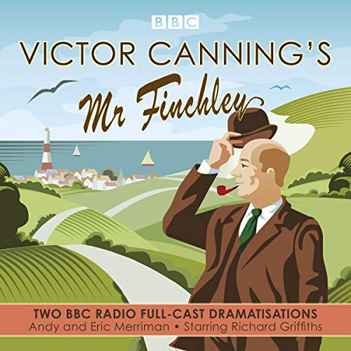 Victor Canning's Mr Finchley cover art