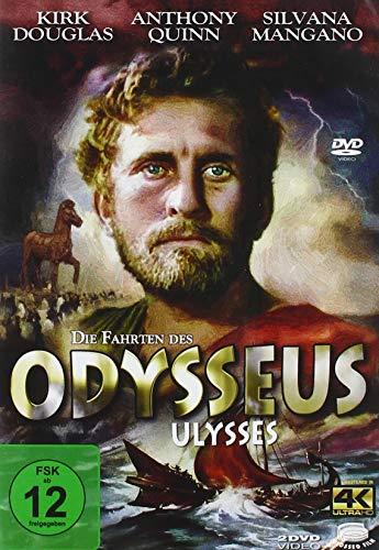 Die Fahrten des Odysseus - Ulysses [2 DVDs]