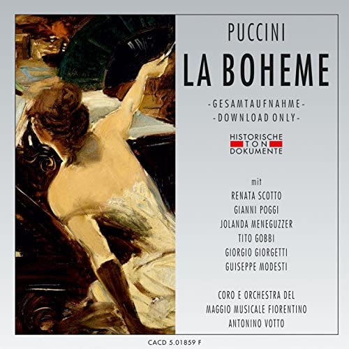 Coro Del Maggio Musicale Fiorentino, Orchestra Del Maggio Musicale Fiorentino & Antonio Votto
