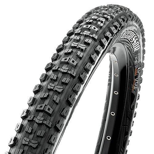 Maxxis Aggressor EXO/TR Tire (Black, 29''x2.30 (2 Pack))