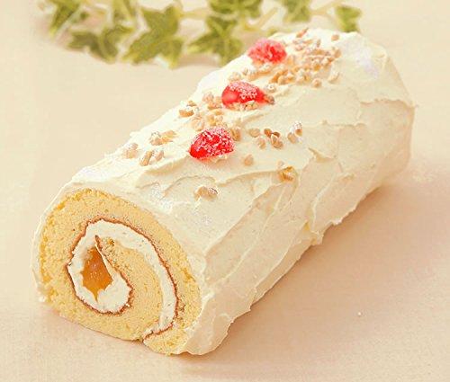 新食感バタークリームのロールケーキ『バタクリロール』誕生日 ホワイトデー贈り物にもどうぞ