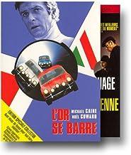 Braquage à l'italienne + L'or se barre [Francia] [DVD]