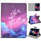 KATUMO Coque Universelle Tablette 8 Pouces Housse Protection pour Samsung Tab S2 8.0, Klipad 8,...