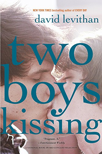 Image of Two Boys Kissing