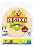 Mission Extra Thin Yellow Corn Tortillas, Gluten Free, Trans Fat Free, Small Soft Taco Size  24...