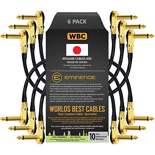 5. Custom Made By 'Worlds Best Cables'