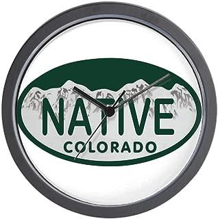 CafePress Native Colo License Plate Unique Decorative 10