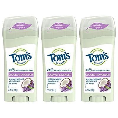 Tom's of Maine Natural Women's Stick Antiperspirant Deodorant
