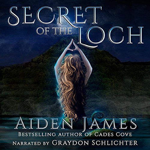 Secret of the Loch audiobook cover art
