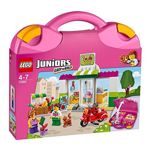 LEGO Juniors 10684 - Valigetta Supermercato