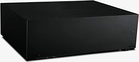 Audiolab 8300XP 280 Watt Stereo/480w-bridged Balanced Power Amplifier (Black)