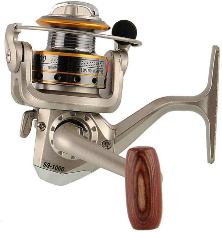 Fishing Reel Full Metal Head Spinning Wheel Wheel Wheel Long Throw