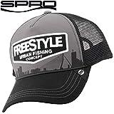 Spro Trucker Cap Freestyle Grey - Angelcap, Cappy für Angler, Angelmütze, Anglermütze,...