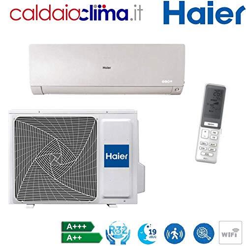 Haier FLEXIS-MW 9000 btu R-32 Klasse A+++ AS25S2SF1FA-MW WHITE Wi-Fi - NEW