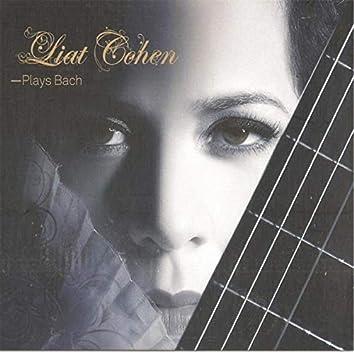 Liat Cohen Plays Bach