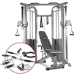 1500 Lbs Capacity Home Gym