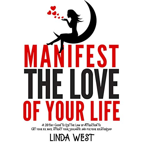 Manifest the Man You Love in 28 Days cover art