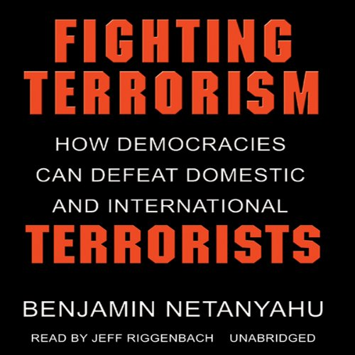 Fighting Terrorism audiobook cover art