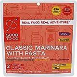 GOOD TO-GO Classic Marinara with Pasta -...