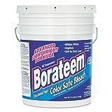 Borateem 00145 Color Safe Bleach Powder 17.5 lb. Pail