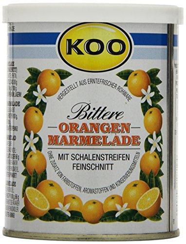 Koo Bittere Orangen-Marmelade, 450g
