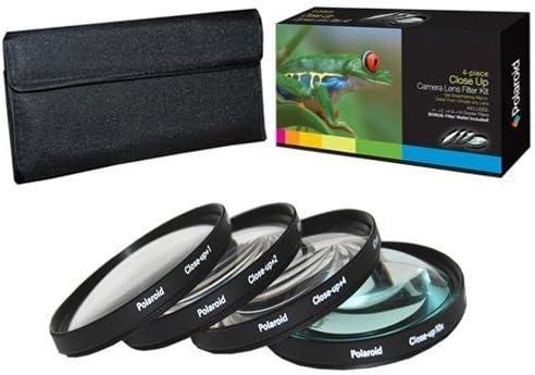 lowest PLR Optics 52MM +1 +2 +4 +10 Close-Up outlet sale Macro Filter Set with Pouch for The Panasonic Lumx DMC-FZ200, FZ150, outlet sale FZ100, FZ40, FZ45, FZ47, FZ48 Digital Cameras sale