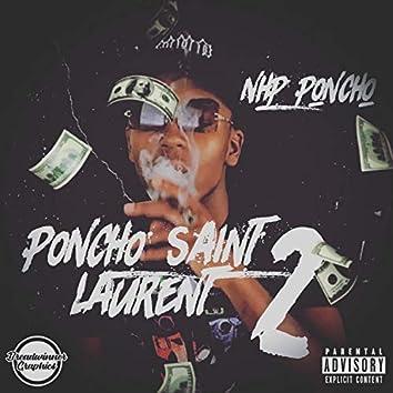 Poncho Saint Laurent 2