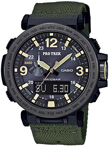[カシオ] 腕時計 プロトレック ソーラー PRG-600YB-3JF グリーン