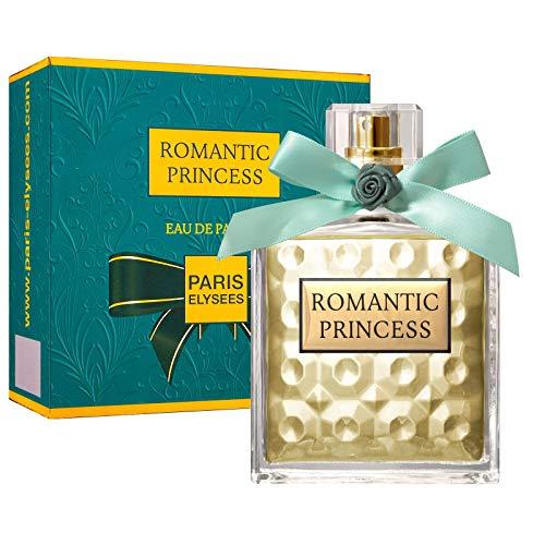 commercial petit parfum frais femme puissant
