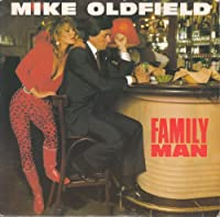 """Family Man - Mike Oldfield 7"""" 45"""