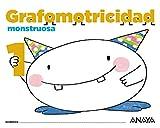 Grafomotricidad monstruosa 1. - 9788469829844