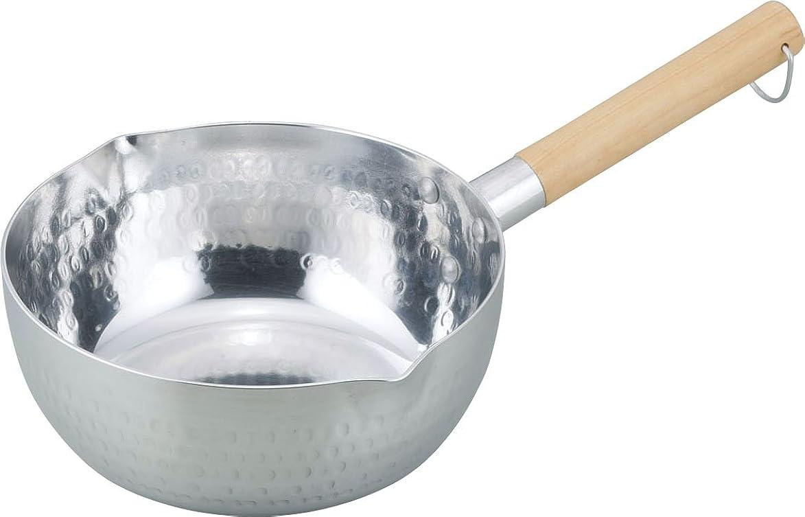 資格情報つぼみ実際和平フレイズ 片手鍋 煮物 茹で物 和食 雪平鍋 ほろみ 18cm 1.6L ガス火専用 HR-7879