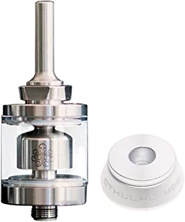 Cthulhu Hastur MTL mini RTA(ハスター ミニ) セカンドバッチ+Cthulhu Modオリジナルアルミアトマイザースタンド (Stainless)