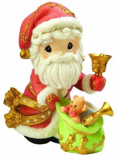 """Precious Moments """"May Your de Navidad Figura de Anillo con Joy"""