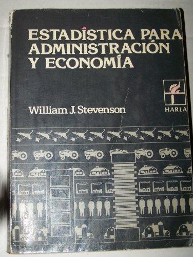 Estadistica Administracion Y Economia