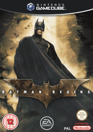 Batman begins - GameCube - PAL UK