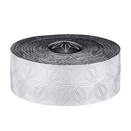 SUPACAZ Unisex Erwachsene Bling Tape Silber Lenkerband Supacaz Lenkerband - Silber.