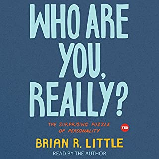 Who Are You, Really? audiobook cover art