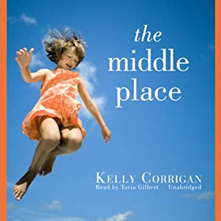The Middle Place audiobook cover art