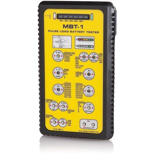 ZTS Multi Battery Tester ZTS MBT1