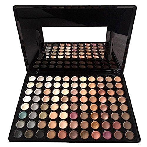 MUUZONING 88 Farben Lidschatten Makeup Palette Set -Schimmer Matt Pigment Lidschatten Palette Beauty Make-up - Satte Farben Kosmetik Eyeshadow Palette Kit - Perfekt für Profi-und tägliche #1