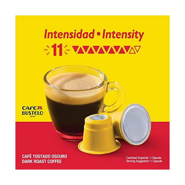 Cafe Bustelo Espresso Dark Roast Coffee