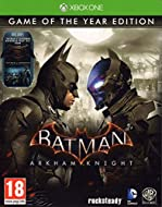 Batman Arkham Knight Game Of The Year Edition - XBox One