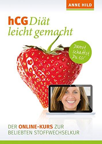 hCG Diät leicht gemacht: Der Online-Kurs zur beliebten Stoffwechselkur