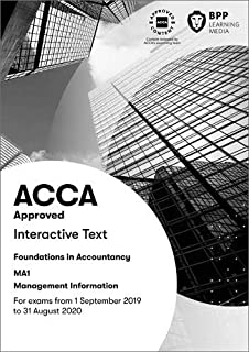 FIA Management Information MA1: Interactive Text